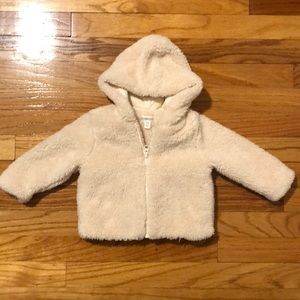 Super cozy Gymboree coat!
